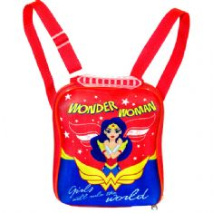 Foto Lancheira 3D Wonder Woman Super Hero